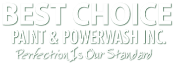 Best Choice Paint & Powerwash Inc